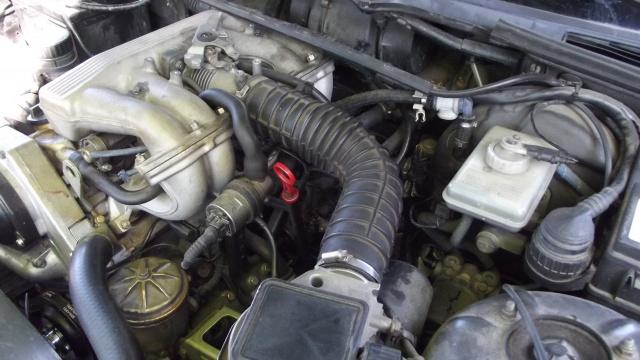 [BMW 316 i E36] Réparation d'une fuite d'essence moteur 82339816buseflitreair