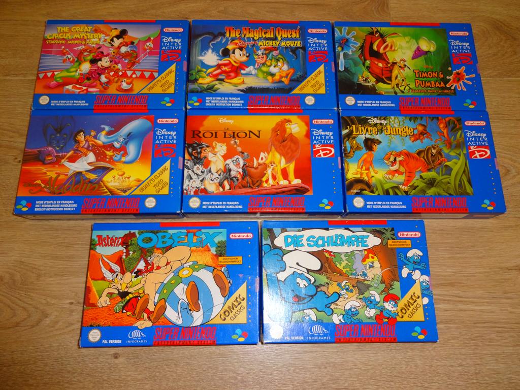 Prupru's Collection ! 100% Super Nintendo et 200% Super Comboy !! - Page 19 824303DSC00463