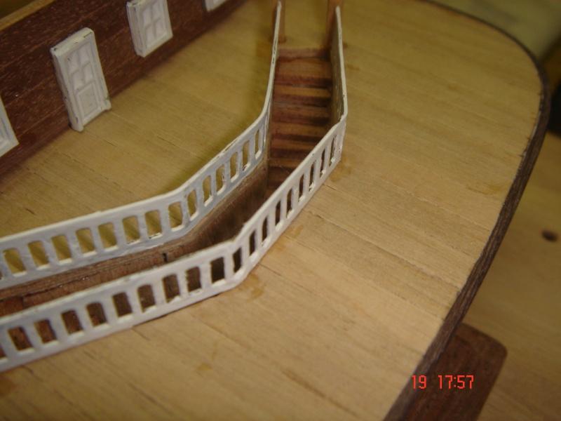 Bateau vapeur Robert E. Lee 1866 (Constructo 1/48°°) de Henri 824304DSC06745