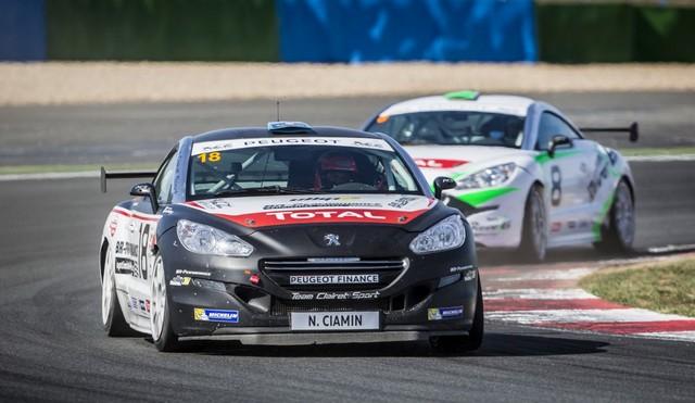 RCZ Racing Cup : Un Premirt Succès Pour David Pouget ! 82448555e3452595764