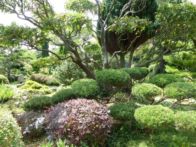 (26) Jardin Zen d'Erik Borja - Beaumont Monteux 825042P1020134