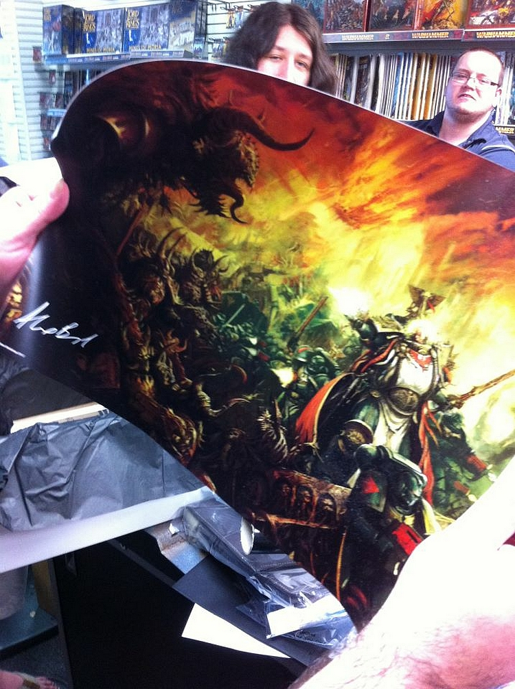 Le Livre de Règles de Warhammer 40,000 - V6 (Topic officiel) 826101CollectorEd3