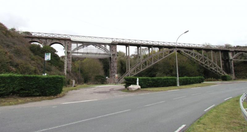 Chemin de fer des Côtes du Nord - le viaduc de Caroual (Erquy) 826342IMG6516