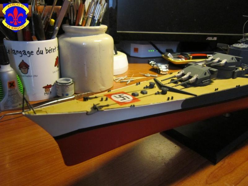 Croiseur de bataille Scharnhorst  au 1/350 de dragon - Page 8 826613IMG30931