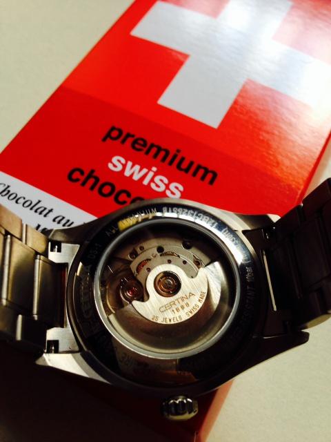 Retour de Suisse avec une montre -> Certina 827634fondcertina