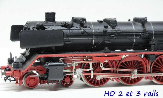Survol de la production  828293SchnabelMrklinHAMObeclocomotiveavapeur03129Faulhabermoteur3R