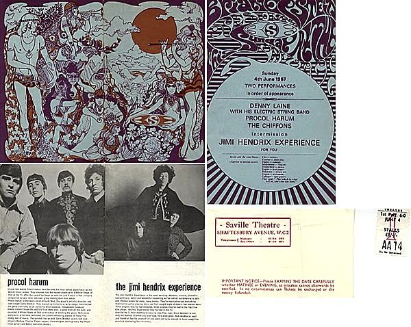 Londres (Saville Theatre) : 4 juin 1967 [Second concert] 828368JimiHendrixSundayAtTheSav317211