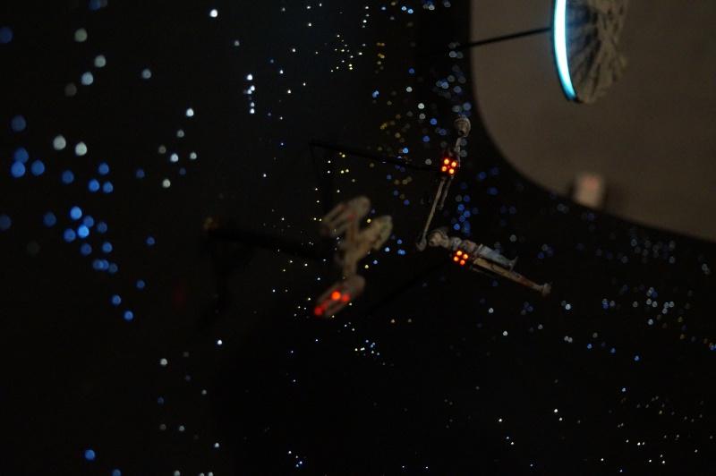 STAR WARS : Diorama Flotte rebelle - Page 4 828527DSC00814