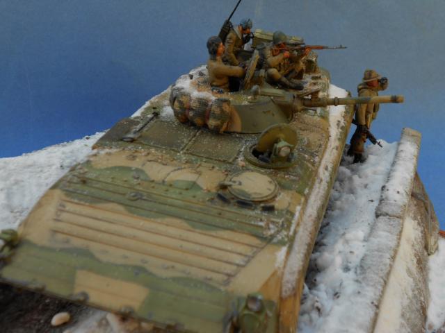 BMP-1 ESCI 1/35e 828734BMP1104