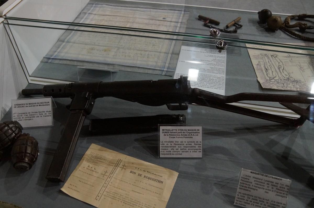 [ Histoire et histoires ] Musée de la résistance et du combattant à Montauban 830764DSC07583