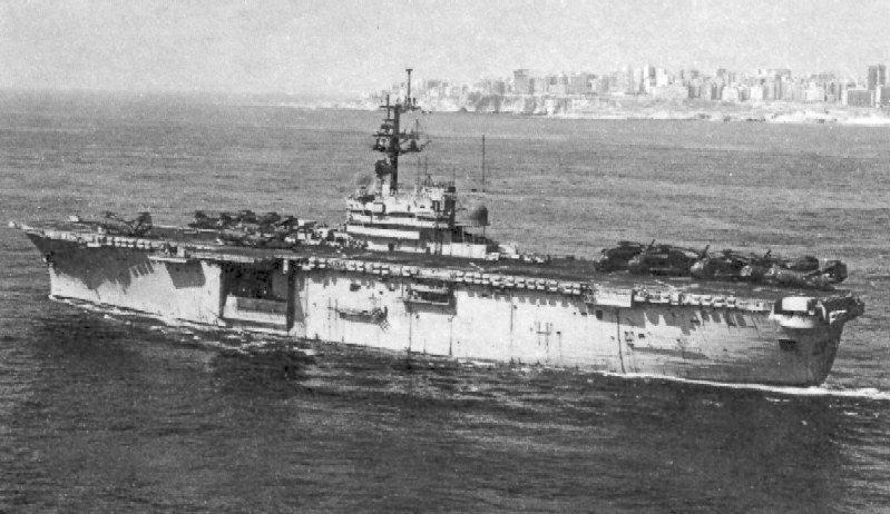 BÂTIMENTS DE PROJECTION ET DE COMMANDEMENT CLASSE MISTRAL 831315USS_Guadalcanal