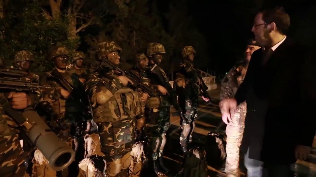 Armée Tunisienne / Tunisian Armed Forces / القوات المسلحة التونسية - Page 8 832250vlcsnap2017010116h38m11s840
