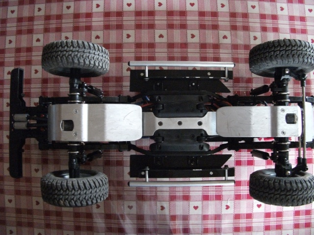 L'Hilux a Lolo57 sur Chassis G-made - Page 4 832683DSCF9632