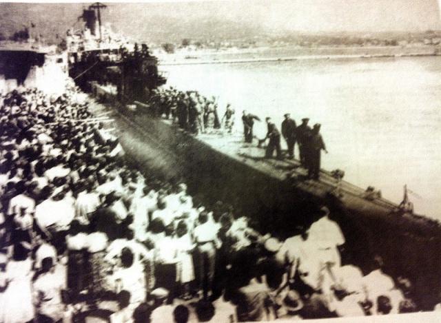 Le Bataillon de Choc 1943/1963. Photos. 832715Ajaccio13sept131