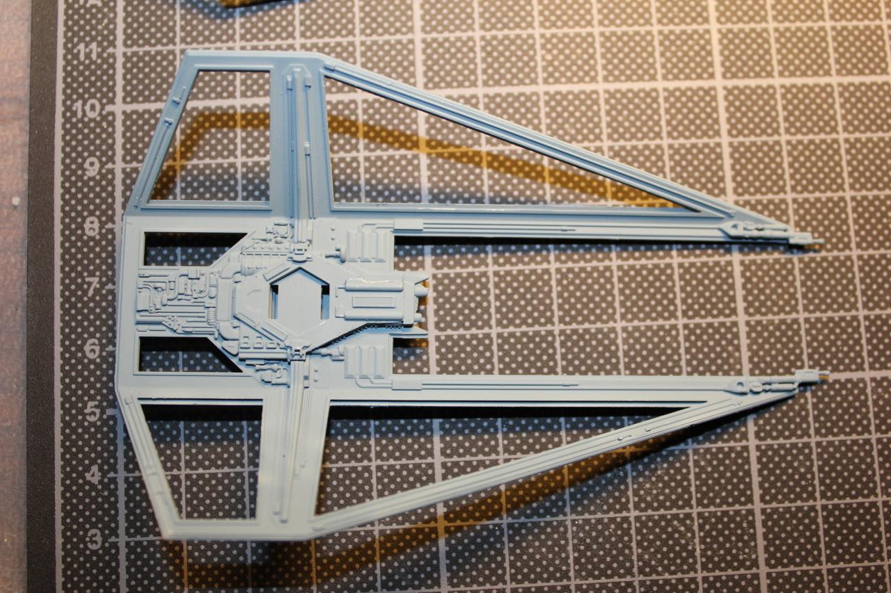 Star Wars [Tie Interceptor] FineMolds 1:72 833089DPP1102