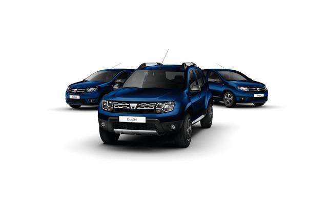 Dacia : une série limitée anniversaire pour tous les modèles de la gamme 833465daciasrielimiteanniversaire1