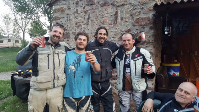 Ultimate Off Road 2016 : de Millau a Collioure, 1000 bornes de pistes en maxi trail 833598selectionUOR20162