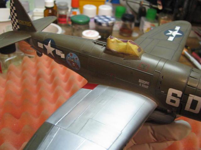Restauration P-47D Monogram 1/48 .......Terminé!  - Page 2 833812IMG5941