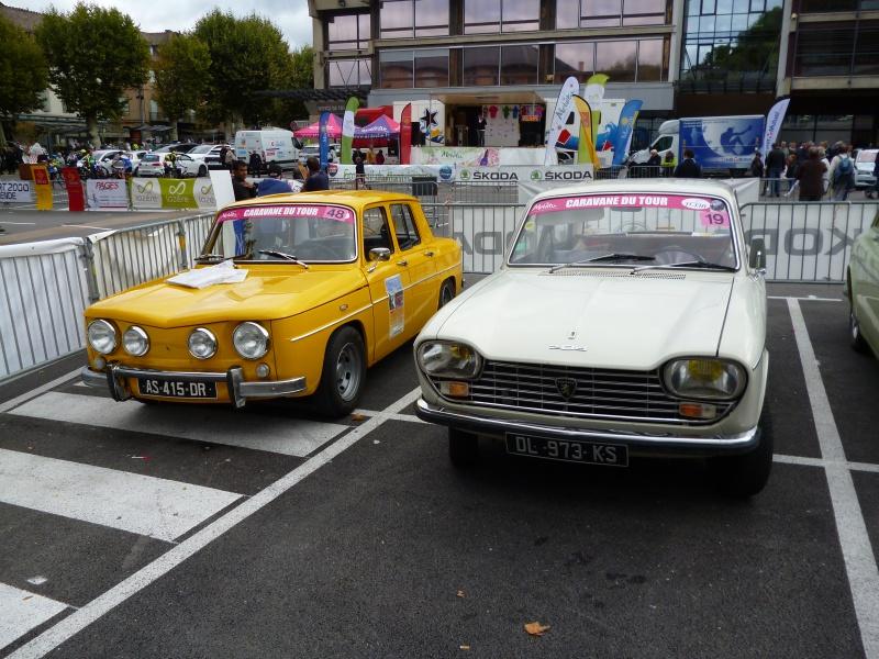 quelques autos au tour cycliste international de L'Ardèche  836189tourcyclisteardche2017le1009007