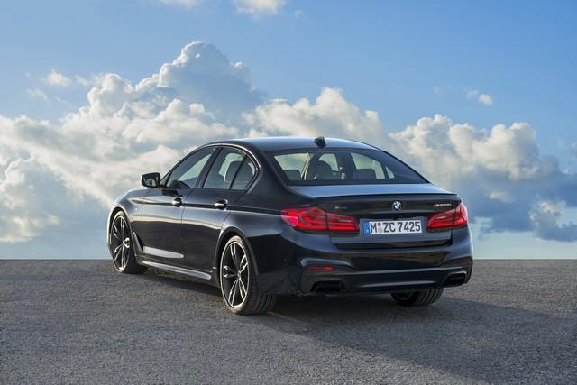 La nouvelle BMW M550i xDrive 837067P90244783highResthenewbmwm550ixd