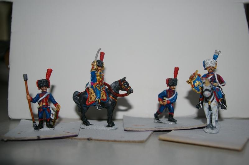 de nouveaux essai en 28mm!artilleurs a cheval de la garde!1er empire  837238artgarde002