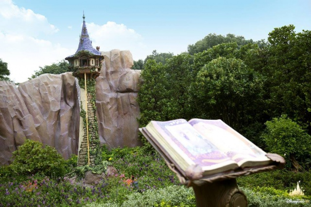 forest - [Hong Kong Disneyland] Fairy Tale Forest (2015) - Page 2 837646w33