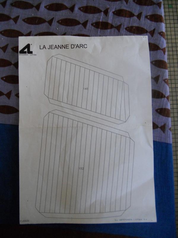 """Lougre """"Le Grand Lejon""""shistership de la """"Jeanned'Arc"""" au 1/35 AL - Page 2 838259DSCN3837"""