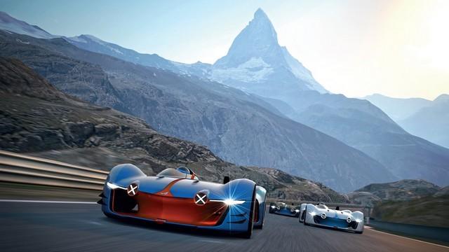 Alpine Vision Gran Turismo : bientôt sur l'écran de votre salon 8384416528317