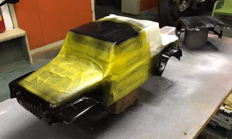 Jeep Rubicon Wraith New Bright 8390089421