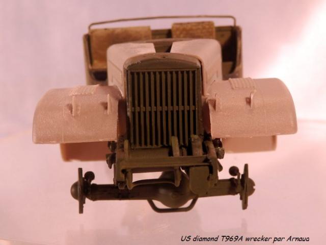 US Diamond T969A wrecker (Mirror Models 1/35) - Page 2 839485P1160035