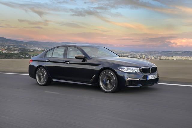 La nouvelle BMW M550i xDrive 839844P90244785highResthenewbmwm550ixd