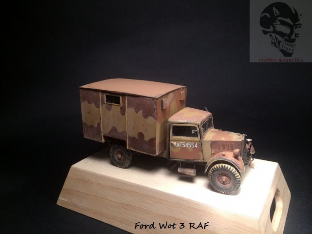 Ford Wot 3 RAF - Plus Model - 1/35 839890IMG3716