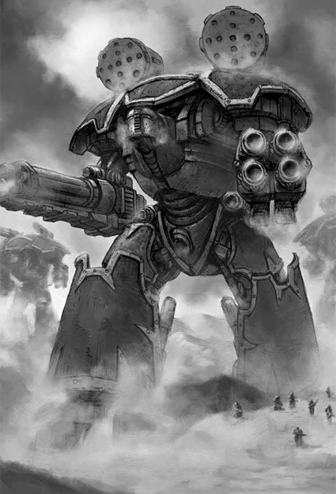 [W40K] Collection d'images : Adeptus Mechanicus - Page 3 84063512107016102079598823841572729708599459270653n
