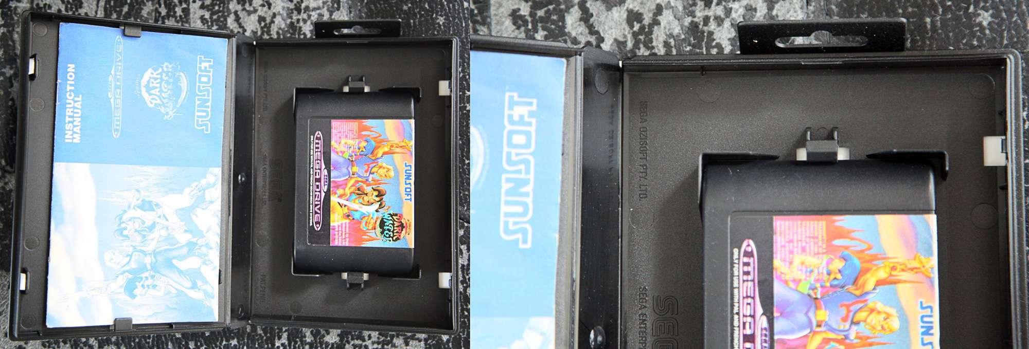 Les differents boitiers de jeux Megadrive 840726ozi10