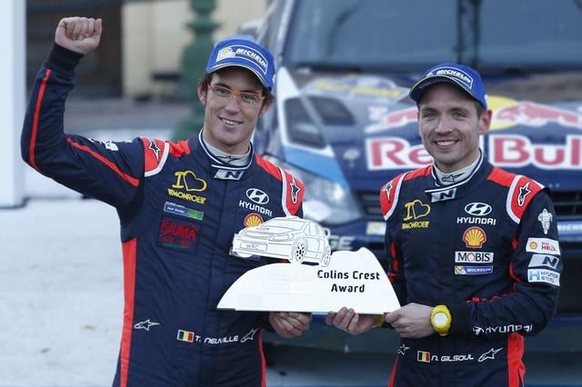 Hyundai Motorsport signe un spectaculaire podium en Suède avec Thierry Neuville 840830132833Neuville02SWE15aa675