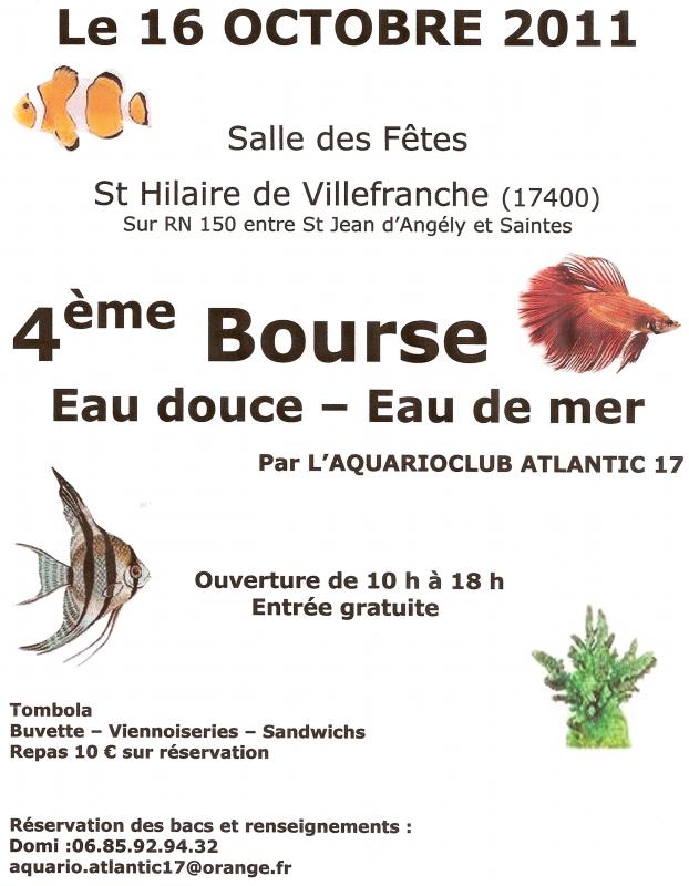 4 ème Bourse de St Hilaire de Villefranche 841368Bourse