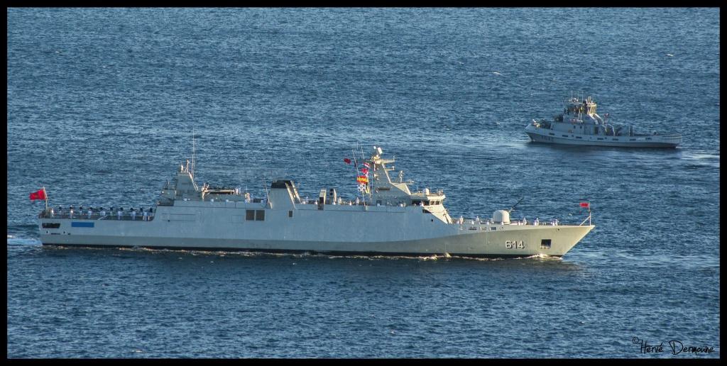 La Marine Royale à la revue navale de Toulon - 15 août 2014 - Page 2 841556DSC08872