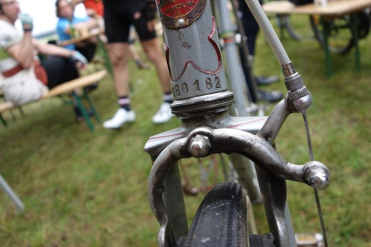 "Vélo ""Hörmann""  à identifier vu à la VELO CLASSICO Germany 2015. Besoin d'aide ! 841919DSC04014"