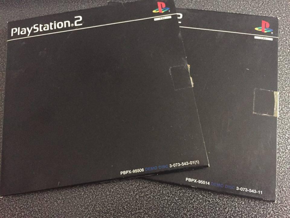CD Démo présent dans les PACK PS2 Satin Silver 84237416651812102121496133155142084737016n