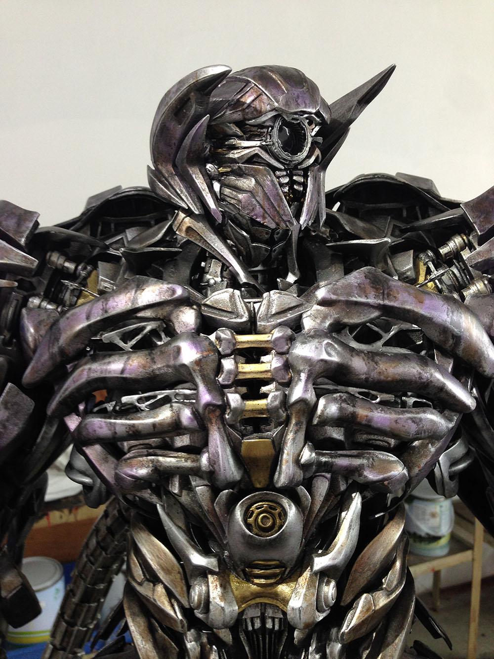 Statues des Films Transformers (articulé, non transformable) ― Par Prime1Studio, M3 Studio, Concept Zone, Super Fans Group, Soap Studio, Soldier Story Toys, etc - Page 3 842465752