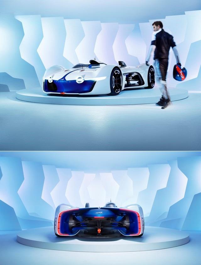Alpine Vision Gran Turismo : bientôt sur l'écran de votre salon 84351765269161