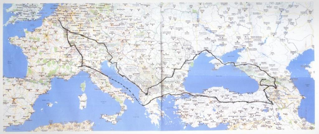 LE TOUR DE LA MER NOIRE - MAI 2012 84442520130105092439