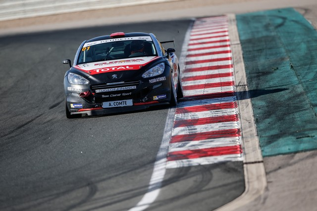 RCZ Racing Cup : Comte Retrouve La Première Place En Espagne ! 8444905605d82bb1404