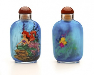 [Collection] Disney Fine Art Glass by Collectors Editions 844526The20Little20Mermaid2035x2