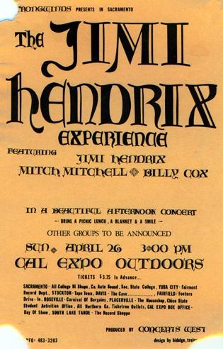 Sacramento (Cal Expo) : 26 avril 1970   844924197004260001