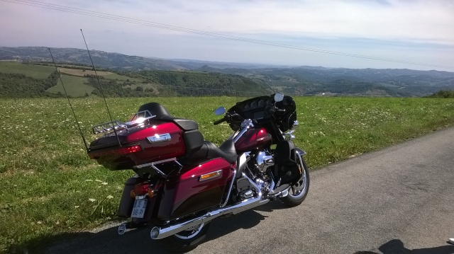 Harley Electra Glide Ultra 2017  844931WP20150827009