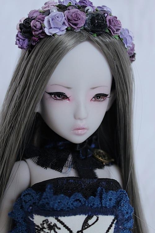 Nymeria (Sixtine Dark Tales Dolls) nouveau make-up p8 846020Alyssiatristeregardverslebas