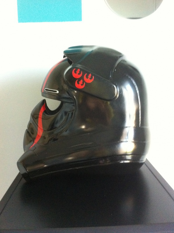 CASQUE PILOTE TIE THE FORCE AWAKENS N°2 846468IMG4128