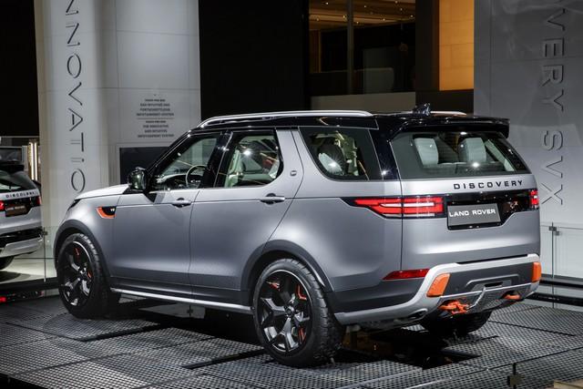 Nouveau Discovery SVX : Land Rover dévoile son champion tout-terrain au Salon de Francfort 846500jlrfrankfurt2017034