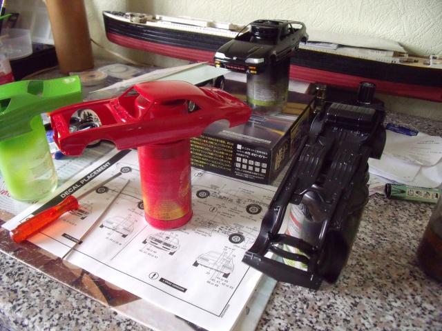 Pontiac Firebird '68 Drag' Version. 846554DSCF38991